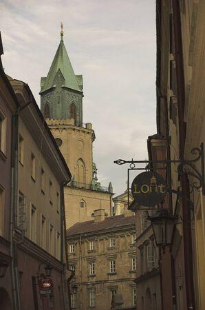lublin: Lublin Stock Photo