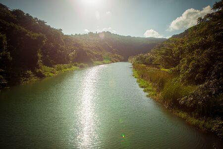 river: River
