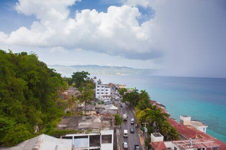 bay: Montego Bay Stock Photo