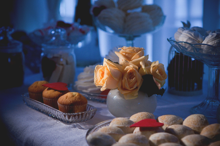 sweet table: Sweet table