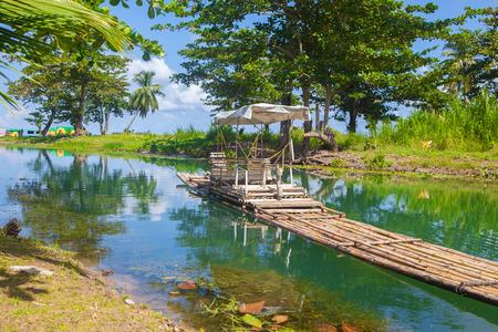 raft: Bamboo raft
