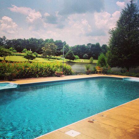 Zwembad Stockfoto - 21125805