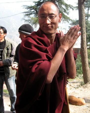 Tibetan Buddhist Geshe Doctor of Philosophy Dharamsala India Editorial