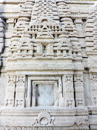 India Temple Architecture Stock Photo - 50491677