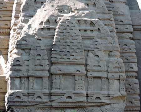 India Temple Architecture Stone Carvings