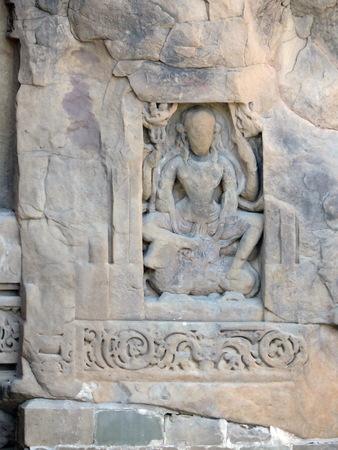India Ancient Temple Architecture