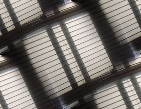 Window Blinds Seamless Repeating Pattern Stock Photo