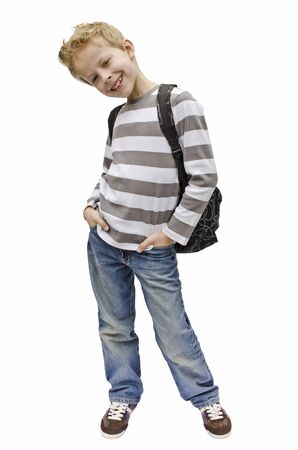 Schoolboy Stock Photo - 17789172