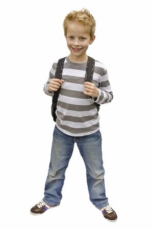 Schoolboy Stock Photo - 17789175