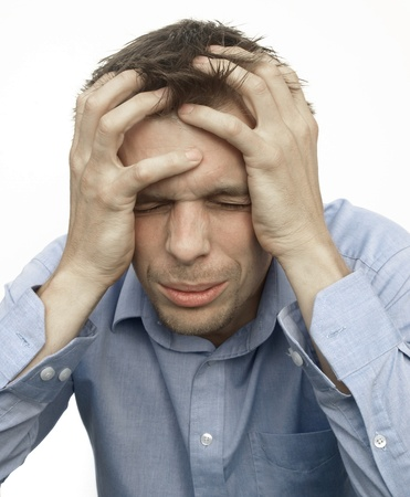 frustrated Stock Photo - 17789173