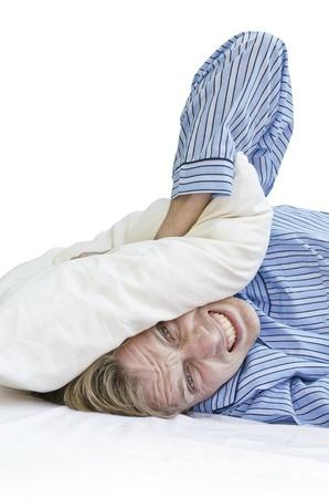 Pouvez-t dormir Banque d'images
