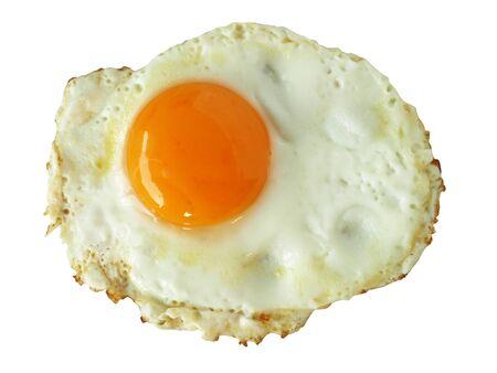 macroshot: backed egg