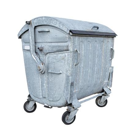 botes de basura: contenedor de basura