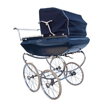 Baby carriage Stock Photo - 17876421