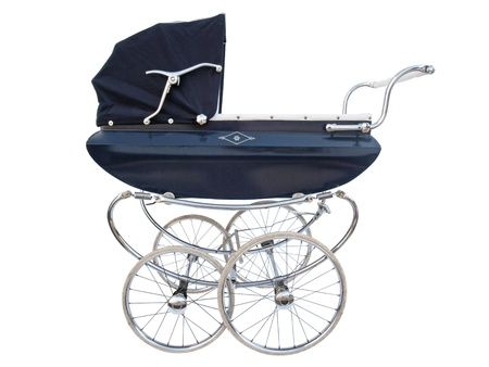 Baby carriage Stock Photo - 17876428