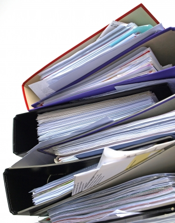 disorganization: Unfinished work