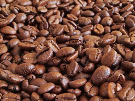 Coffee beans Stock Photo - 18236686