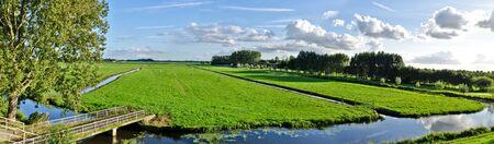 dutch landscape Stock Photo - 18230031