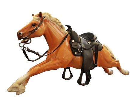 carousel: Carousel horse ride Stock Photo