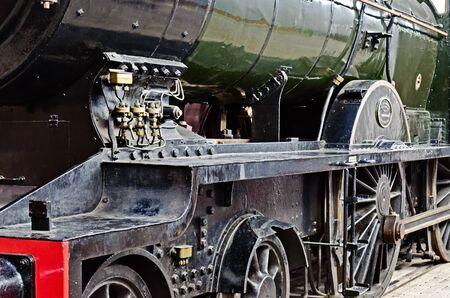 Old steam train Stock Photo - 18661924