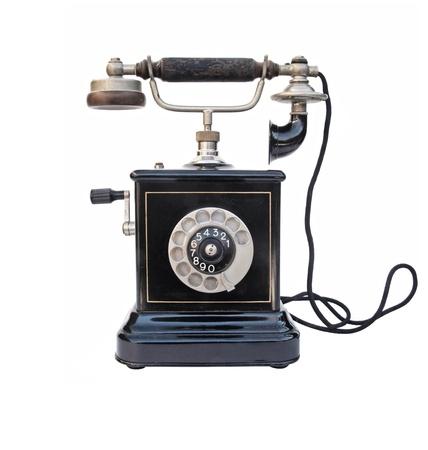 telefono antico: Old vintage telefono