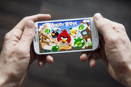 Angry birds 新聞圖片
