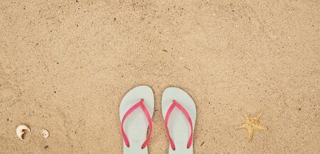 Beach background header image 版權商用圖片