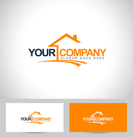 real estate sign: Real Estate Design. House Design. Creative Real Estate Vector Icons