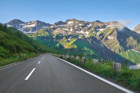 Grossglockner Austria - High Alpine Mountain Road -Hochalpenstrasse
