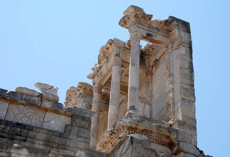 celsius: Celsius library in Efesus near Izmir, Turkey Stock Photo