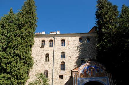 Monastery of St John Rilski, Rila Mountain, Bulgaria Stock Photo - 15767134
