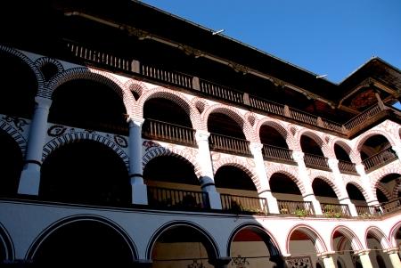 Monastery of St John Rilski, Rila Mountain, Bulgaria Stock Photo - 15767137