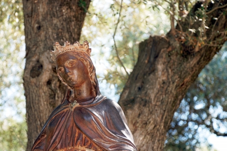 Virgin Mary in Selcuk, Ephesus, near Izmir, Turkey Stock Photo - 17147250