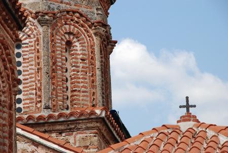 the place is important: Monastery of St  Naum Ohridski, Ohrid, Macedonia