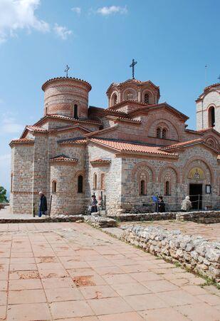 panteleimon: St  Clements Church - St  Panteleimon, Plaosnik, Ohrid, Macedonia