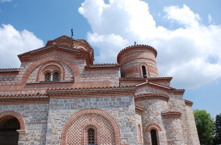 panteleimon: St  Clements Church - St  Panteleimon, Plaosnik,Ohrid, Macedonia