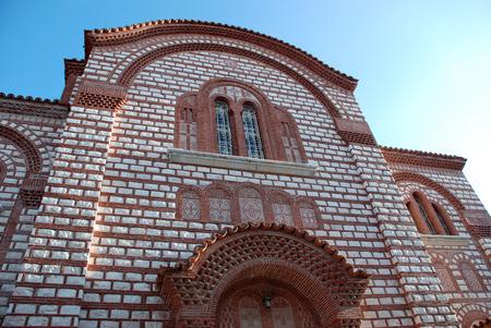 religious service: Christian church in Greece
