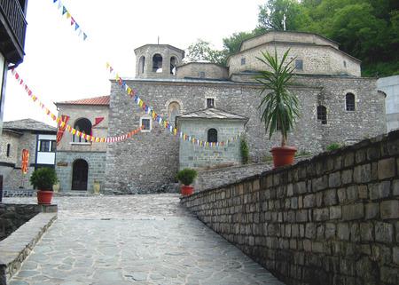 Monastery of St. John the Baptist, Macedonia