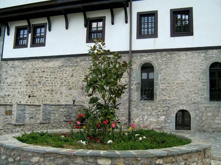 john: Monastery of St. John the Baptist, Macedonia