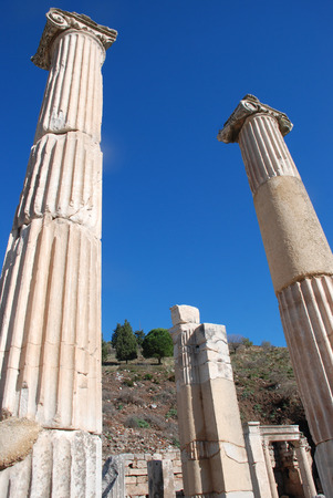 significantly: Ephesus, Izmir, Turkey, Middle East