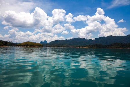 southern thailand: National park from southern of Thailand. Stock Photo