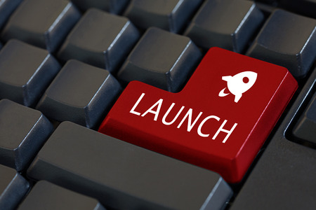 kickoff: Launch and its icon on enter keyboard