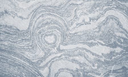 White and Gray marble detailed and luxury texture and marbled decor for background and design Stock Photo