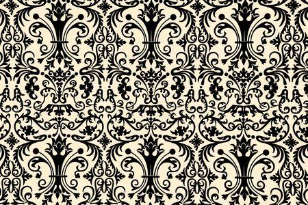 Naadloze achtergrond patroon