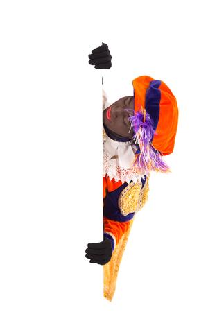 sinterklaas: typische niederl�ndischen Zeichen Teil eines traditionellen Ereignisses feiern den Geburtstag von Sinterklaas im Dezember