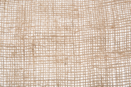 woven: burlap or jute open woven texture background