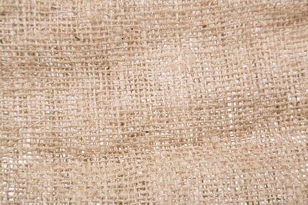 burlap or jute. woven texture background