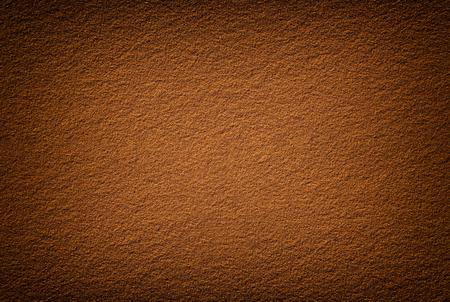 Achtergrondtextuur van terrawoestijnzand met Vignet. De echte naadloze oppervlakte van het zandduin bij zonsondergang in de woestijn van de Sahara Stockfoto