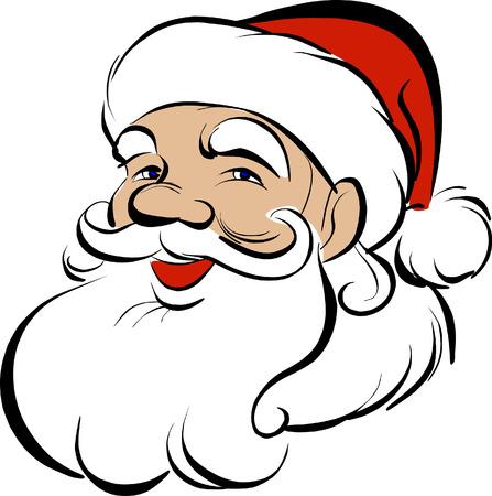 sledge: Santa Claus