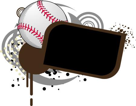 softball: B�isbol plantilla